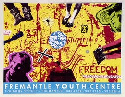 Artist: UNKNOWN | Title: Fremantle Youth Centre | Date: 1989 | Technique: printed in colour, from four colour process