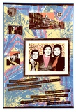 Artist: THE MULTICULTURAL WOMEN'S POSTER PROJECT | Title: I admire my mother greatly | Date: 1988 | Technique: screenprint, printed in colour, from multiple stencils