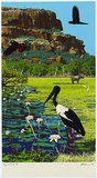 Title: Kakadu | Date: 1985 | Technique: screenprint, printed in colour, from multiple stencils