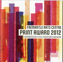 <p>Fremantle Arts Centre Print Award 2012.</p>