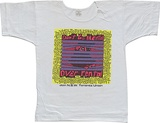 Artist: REDBACK GRAPHIX | Title: T-shirt: Don't go mental. | Date: 1985 | Technique: screenprint, printed in colour, from multiple stencils