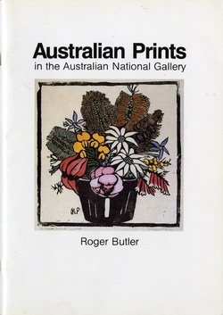 <p>Australian Prints in the Australian National Gallery.</p>