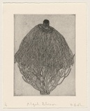Title: Untitled. | Date: 1999 | Technique: etching, printed in black ink, from one plate | Copyright: © Fiona Hall