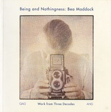 <p>Being and Nothingness: Bea Maddock.</p>