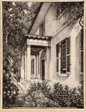 Artist: WILSON, Hardy | Title: Old Government House, Parramatta | Date: 1924 | Technique: collotype
