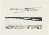 Artist: CHAFFEY, Antonia | Title: Yorke Peninsular '78  [part I of II] | Date: 1981 | Technique: lithograph, printed in black ink, from one stone