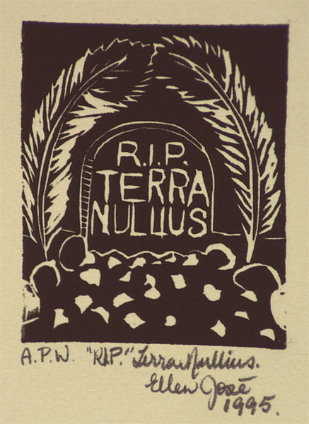 terra nullius australia Meanwhile, the settlers have trouble coming to terms with the heat and can't cope with the climate in australia as well as the natives  terra nullius by coleman.